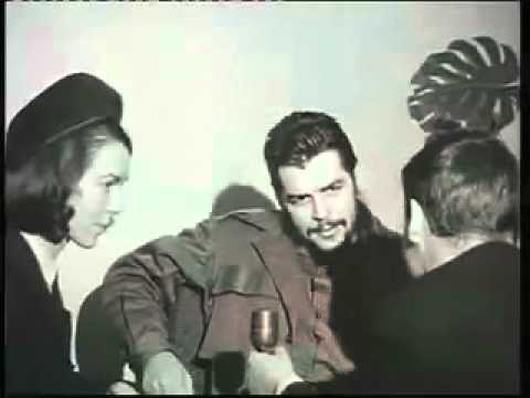 Interview of Che Guevara Dublin Ireland 1964