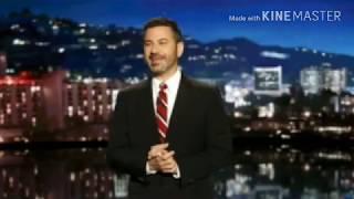 Jimmy Kimmel Calls Out Fox News Over Melania Trump Jacket Hypocrisy