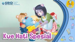 Dongeng Anak Mombi Ae Kue Hati Spesial Ae Kartun Anak