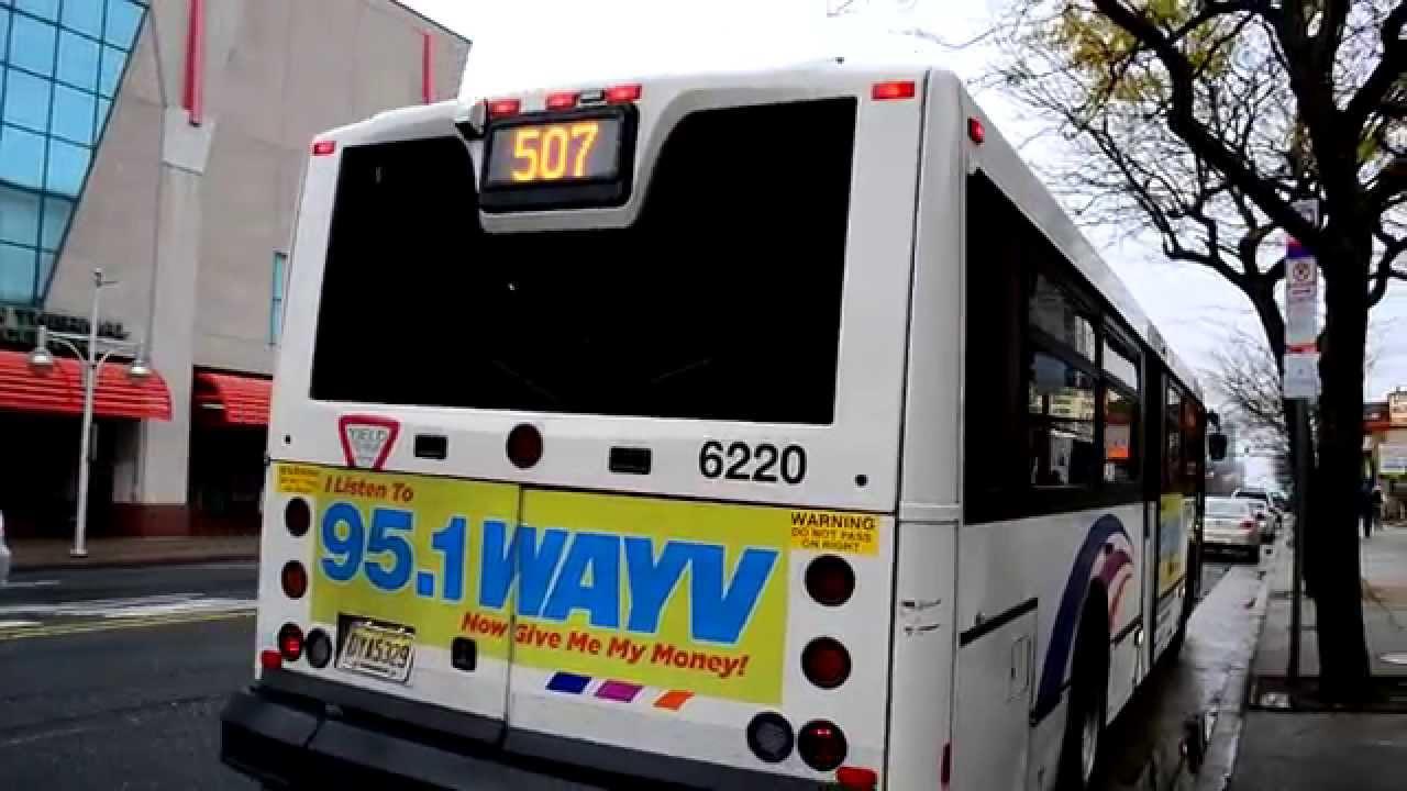 New Jersey Transit Atlantic Amp Ohio Avenues In Atlantic