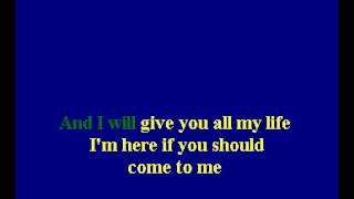WORDS Boyzone Bee Gees karaoke instrumental backing track cdg PLEASE Subscribe To My Channel