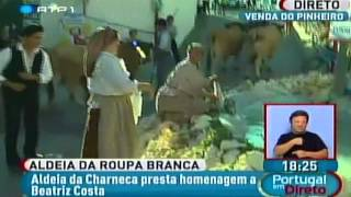 """CHARNECA-ALDEIA DA ROUPA BRANCA "" RTP 1 - 5.9.2014"