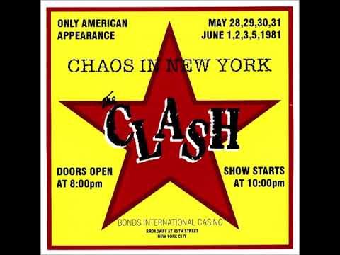 The Clash - Chaos In New York (Full Album)