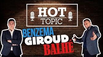 Benzema vs. Giroud | Hot Topic | S01 E15 | Unibet