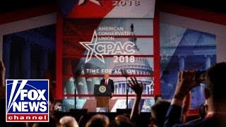 Focus on enthusiasm and activism at CPAC