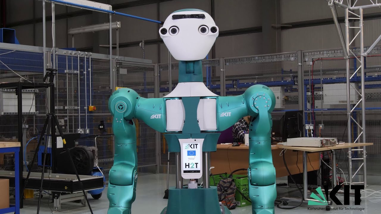 Ocado to trial humanoid robot warehouse assistant - Retail