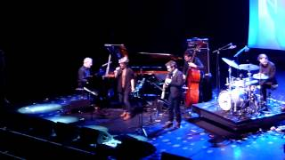 "Stéphane Kerecki Quintet (ft. Jeanne Added & John Taylor) ""Chanson de Maxence"" @ Olympia (Paris)"