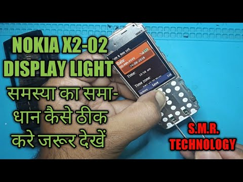 Nokia X2-02 Display Light Jumper Without IC