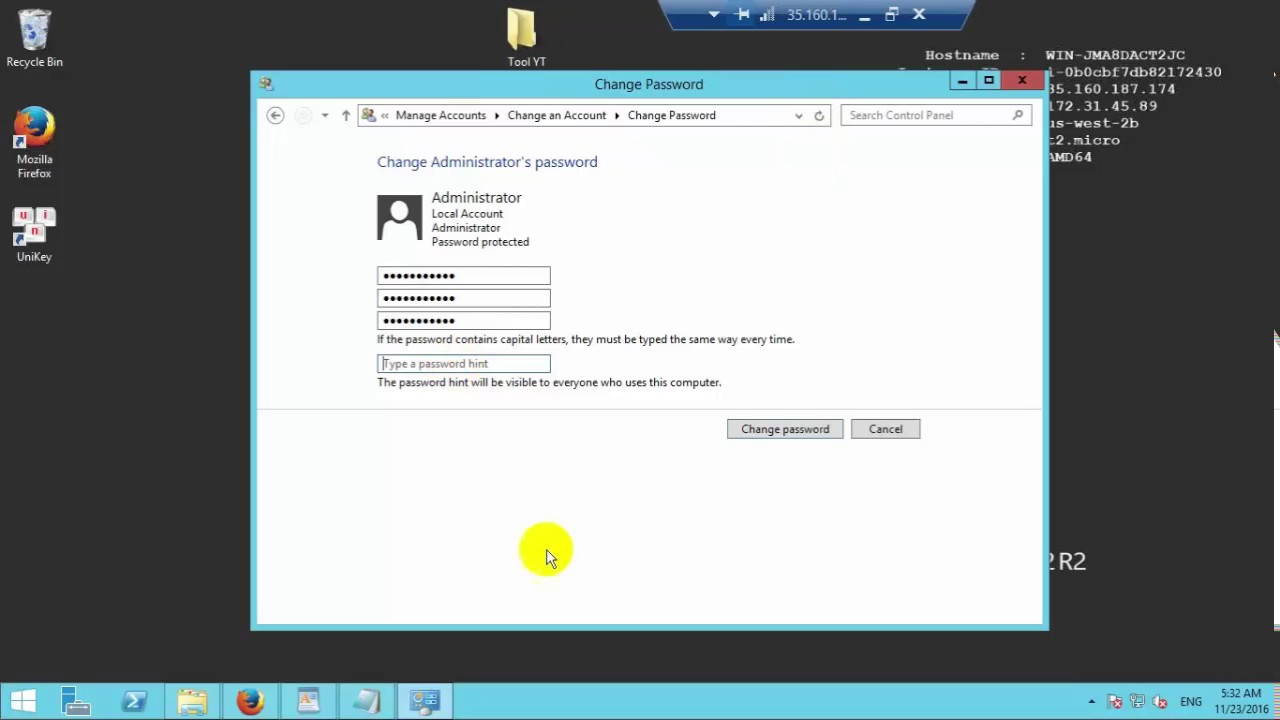 Kết quả hình ảnh cho pass VPS Windows Server 2