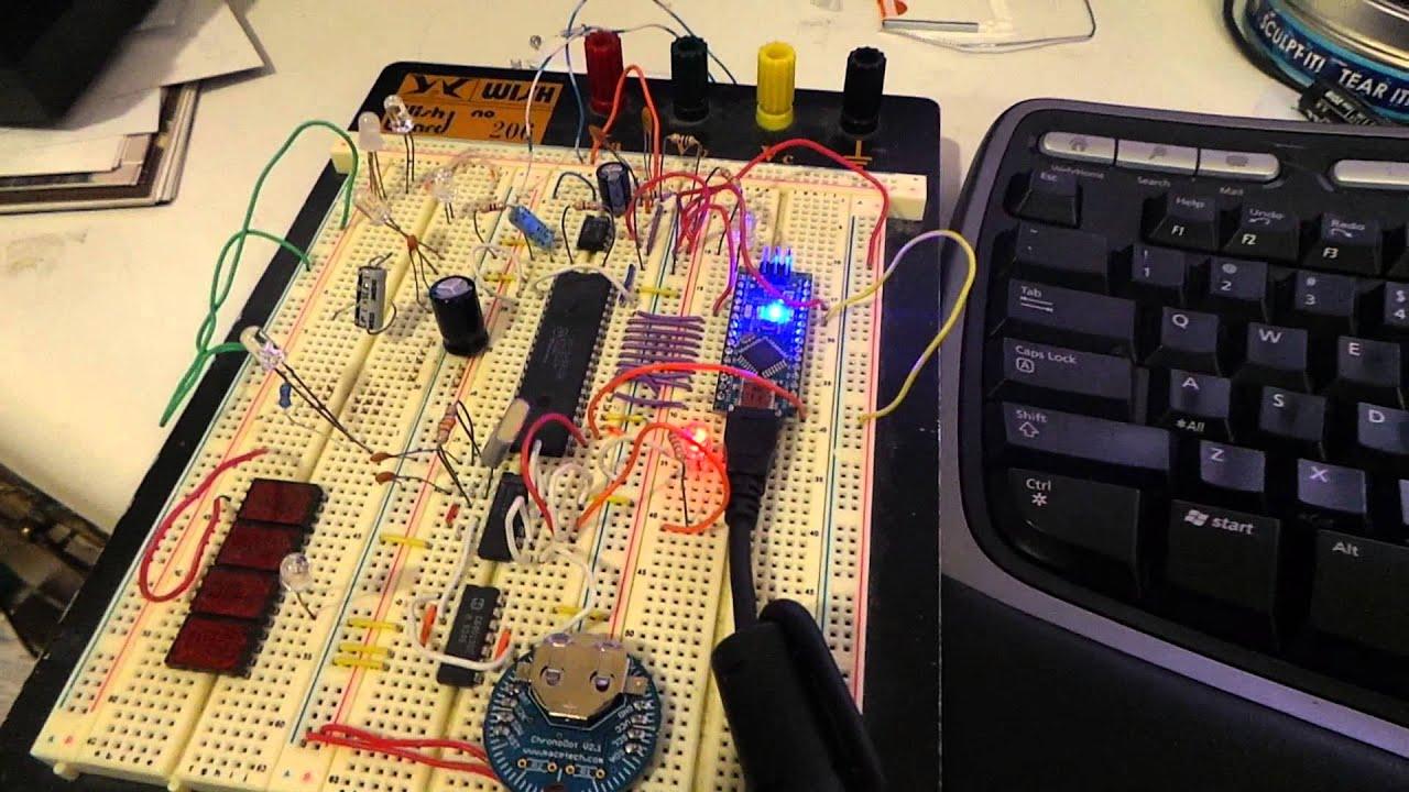 Using Atmega32 with Arduino IDE - ATMega32 AVR