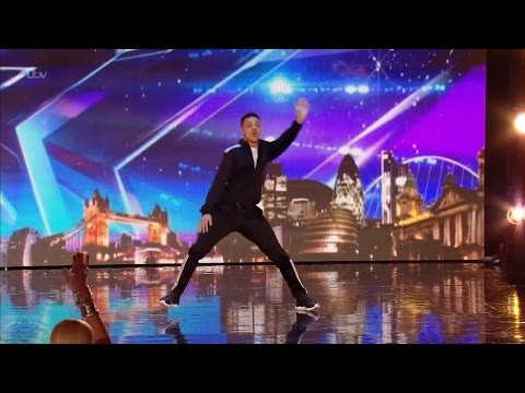 Britain's Got Talent 2016 S10E03 Balance Incredible Dancer F