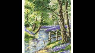 Dmc Cross Stitch Kit Collection 2014