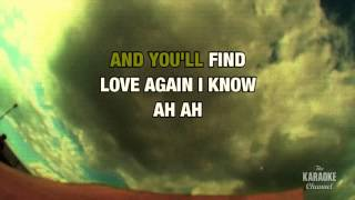 Love Song in the style of Tesla | Karaoke with Lyrics