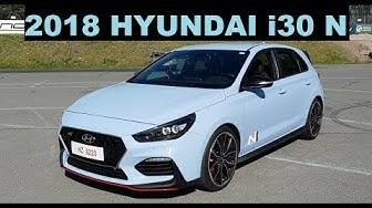 KOEAJOSSA: Hyundai i30 N Performance Pack - Kauppakassi steroideilla