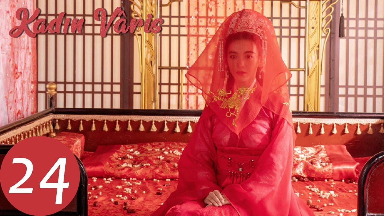 Kadın Vâris   24.Bölüm Final❤     Jiang Chao, You Jingru   The Heiress   女世子   WeTV Turkish