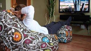 видео купить кресло мешок