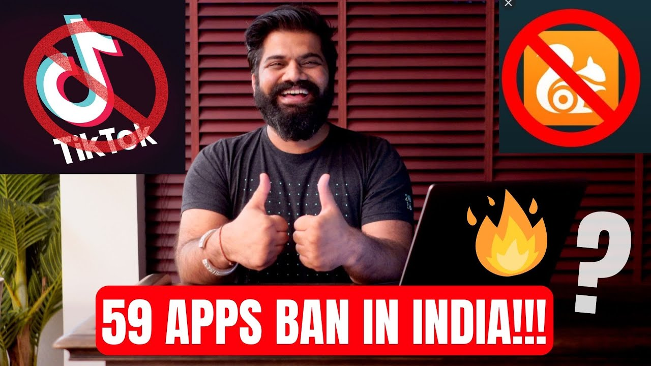 TikTok BAN In India - Government Bans 59 Apps in India - TikTok Game Over???
