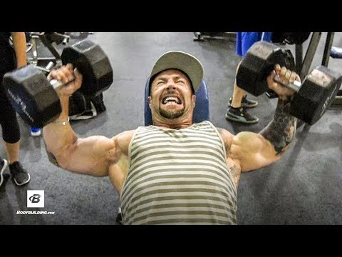 Bigger Chest Now 3 Tools to battle Persistent Growth By Kris Gethin