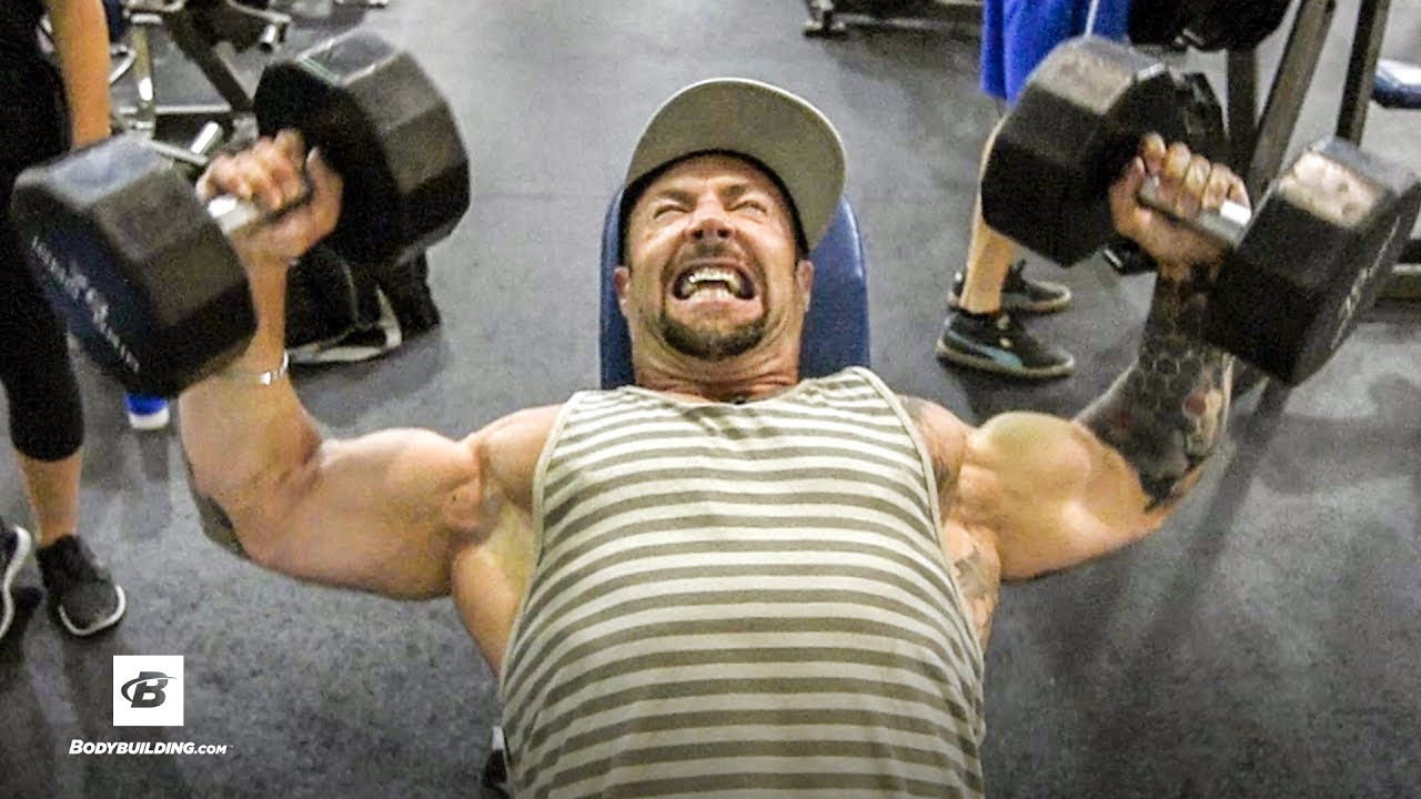 Chest Shoulders Workout