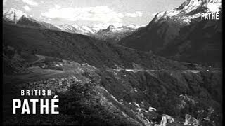 Mont Blanc Tunnel Story (1965)