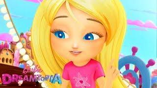 Барби Дримтопия: королевство сладостей 1. Мультфильм Барби