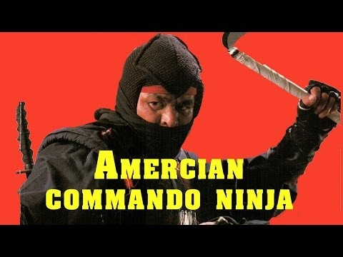 Wu Tang Collection - American Commando Ninja