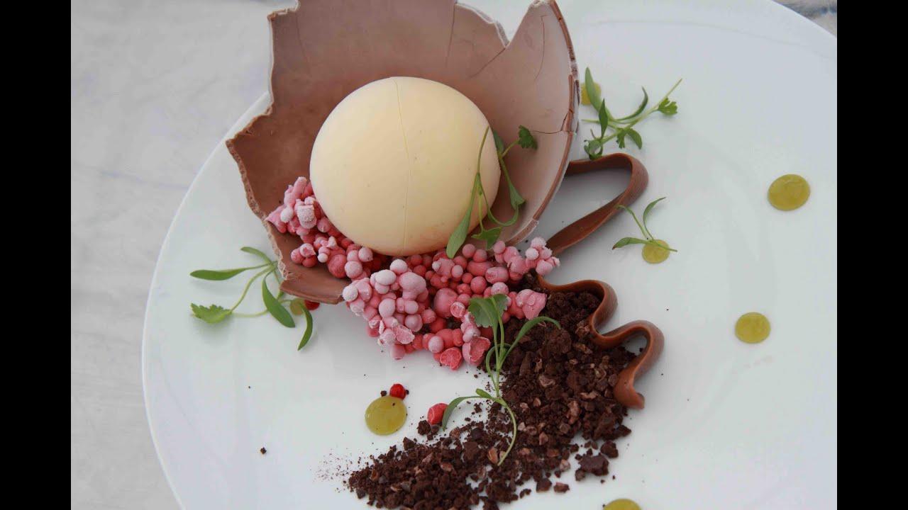 Ice Cream Dessert Plating @ Taste of Auckland 2012  YouTube