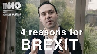 Why the left should vote to leave the EU