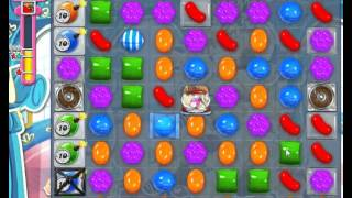 Candy Crush Saga Level 483 Basic Strategy