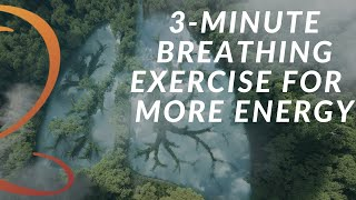 3-Minute Qi Gong Breathing Exercise For Less Stress And More Energy