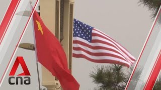 Hardening attitudes in US and China