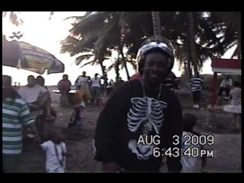 Dominica. XS Groove, Club DVD,@ Machoucrie August Monday 2009 1 of 4
