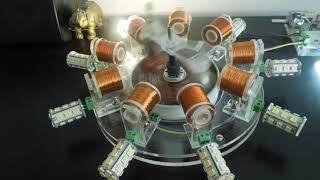 ELECTROMAGNETIC GYROSCOPE &  BEDINI CIRCUIT