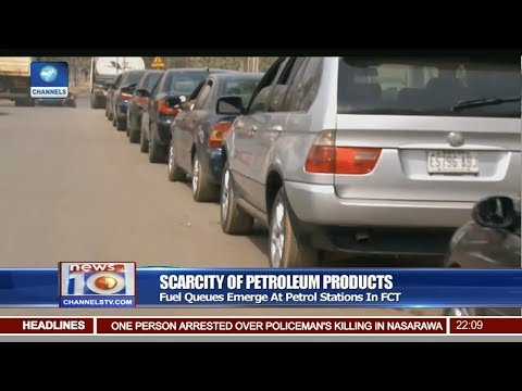 Fuel Queues Emerge At FCT Petrol Stations