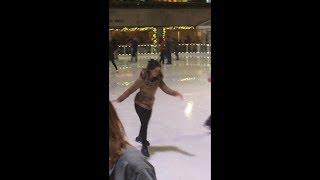 Camila Cabello Ice Skating in NYC