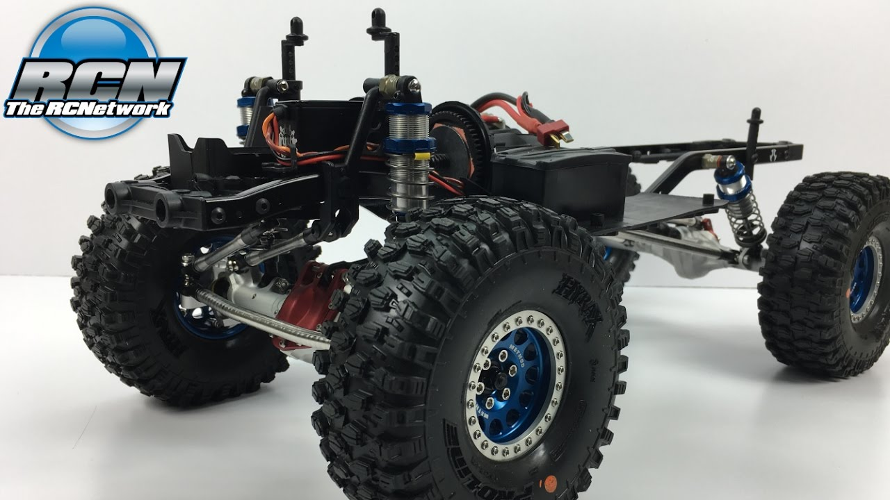 Axial SCX10ii - Custom Scale Truck - Build Update