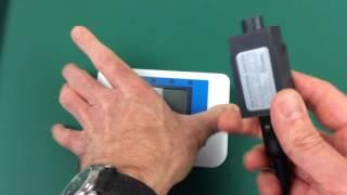 Calibrating LogIT Dissolved Oxygen Probe