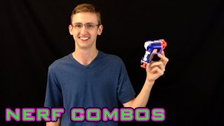 NERF COMBOS | TRIAD