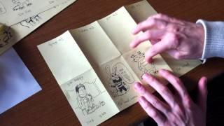 How to Make a Mini Comic Book by Jim McGee