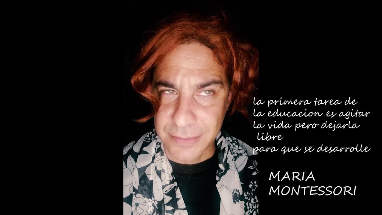 La Familia Perez Frases Celebres Maria Montessori