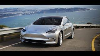 2018 Tesla Model 3 Interior & Exterior tour