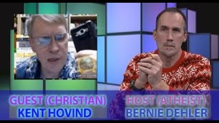 Kent Hovind talks to atheist about Adam and Eve