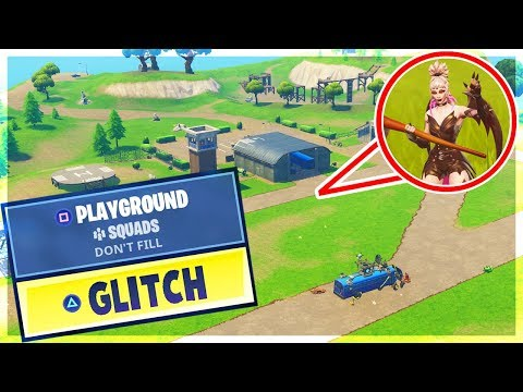 How To Get Back To The Spawn Island in Fornite ( random playground fill)
