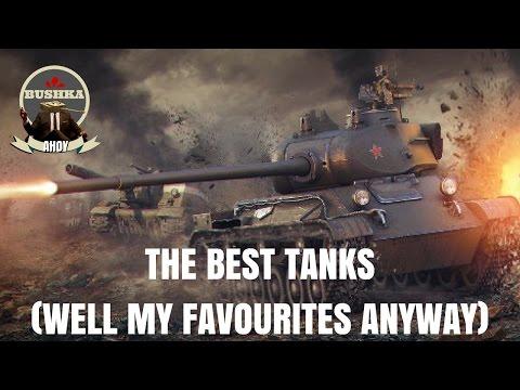 Bestest Tanks For Bushka World of Tanks Blitz