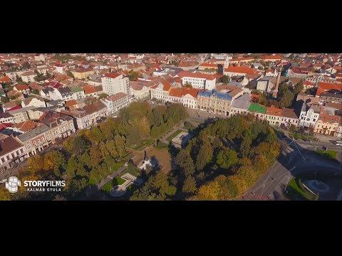 Satu Mare - Aerial City Tour