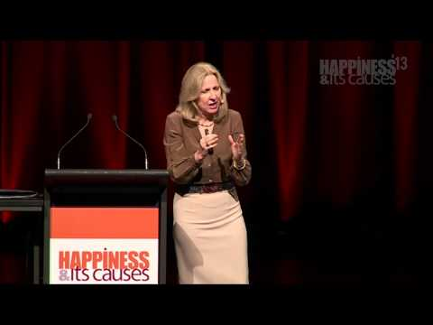 Helen Fisher 'The brain in love' at Happiness & Its Causes 2013