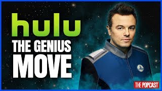 This is why The Orville is moving to HULU