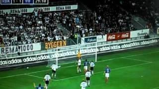 Rosenborg 1 - 4 Vålerenga 2004