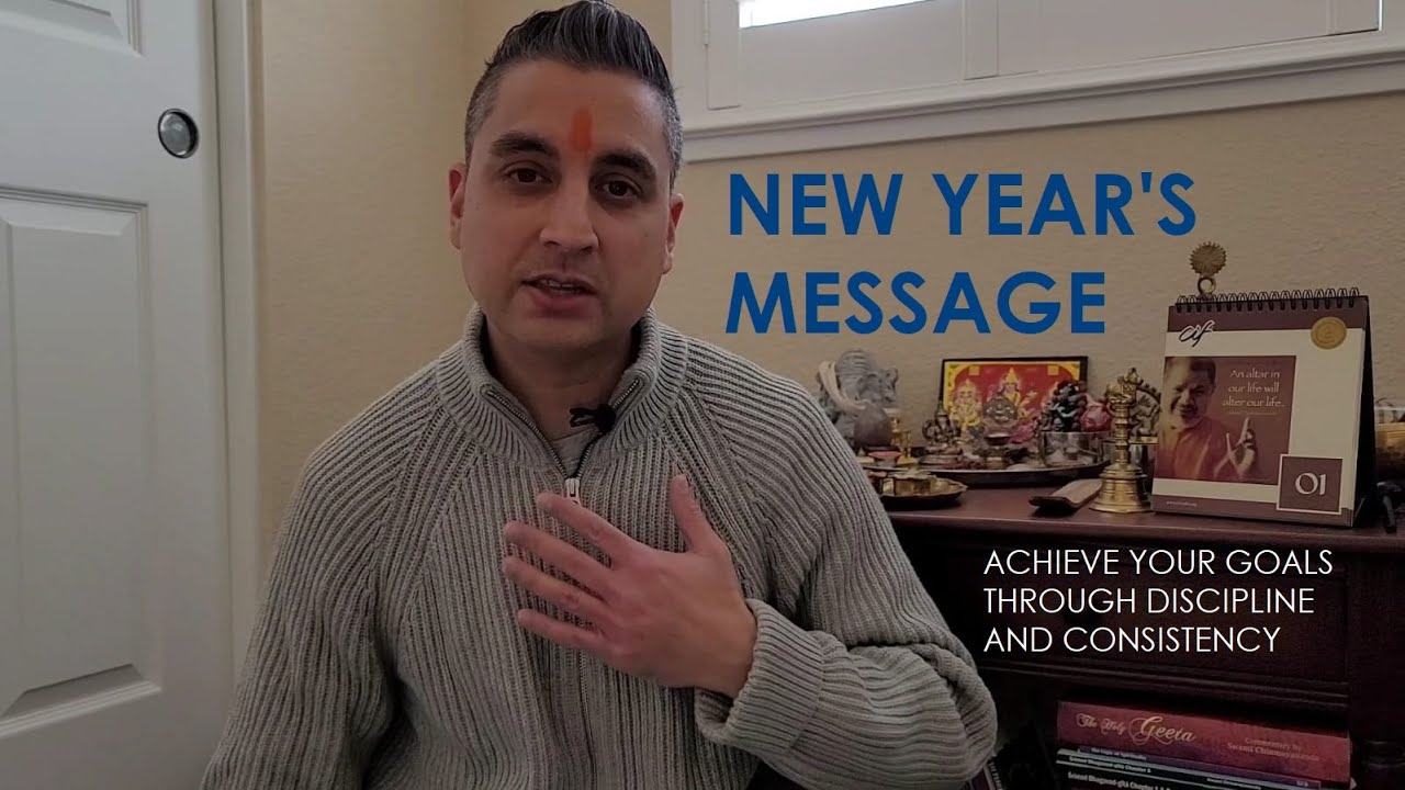 VIDEO: Achieve your higher ideals in 2021