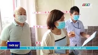 Gò Dầu cách ly 11 lao động người Trung Quốc sang Việt Nam làm việc | Thời sự Tây Ninh | TayNinhTV